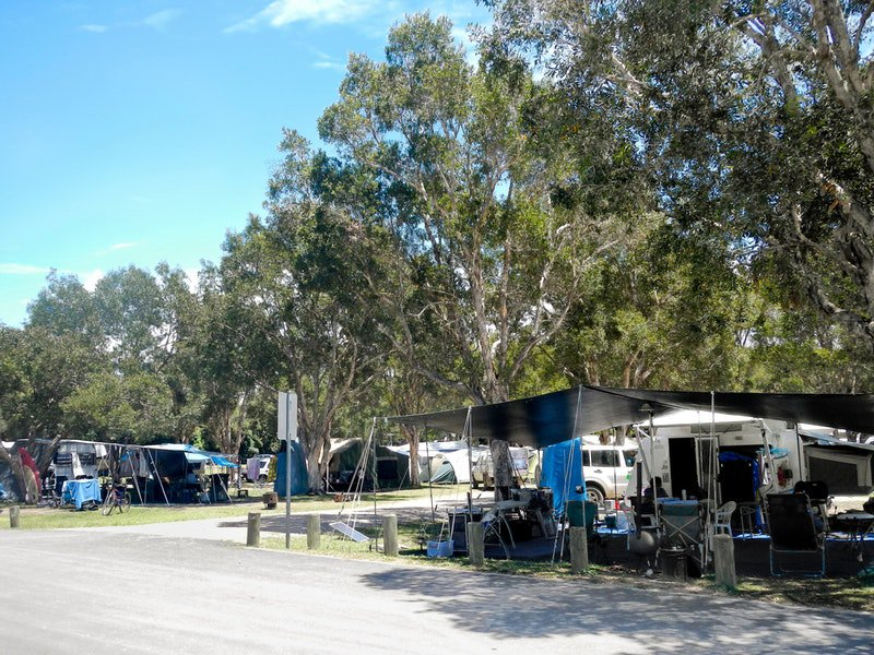 Diamond Head campground - Accommodation in Brisbane