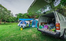 Grassy Head Holiday Park - Accommodation in Brisbane