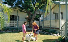 Paradise Palms Caravan Park - Accommodation in Brisbane
