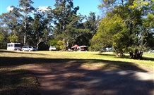 Shallow Crossing Campground - Accommodation in Brisbane
