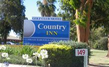 Barooga Country Inn Motel - Barooga - Accommodation in Brisbane