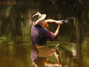 Lochlorian Trout Fishing and Getaway - Accommodation in Brisbane