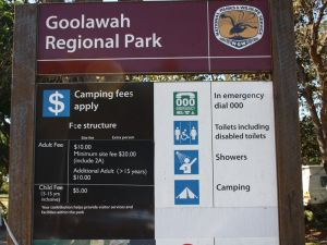 Goolawah National and Regional Parks - Accommodation in Brisbane