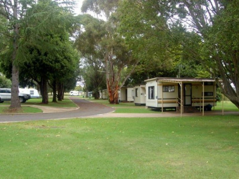 Glen Rest Tourist Park - Accommodation in Brisbane
