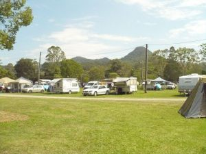 Mullumbimby Showground Camping Ground - Accommodation in Brisbane