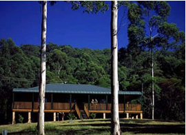 The Barringtons Country Retreat - Accommodation in Brisbane