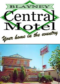 Blayney Central Motel - Accommodation in Brisbane