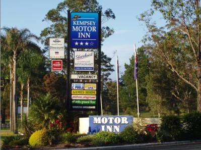 Kempsey Motor Inn - Accommodation in Brisbane