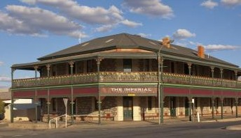 The Imperial Fine Accommodation - Accommodation in Brisbane