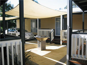 Yarraby Holiday Park - Accommodation in Brisbane