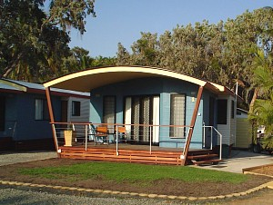 Island View Caravan Park - Accommodation in Brisbane