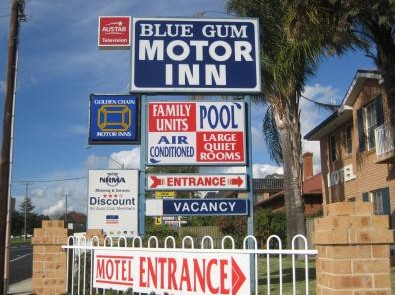 Blue Gum Motor Inn - Accommodation in Brisbane