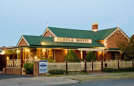 Nebula Motel - Accommodation in Brisbane