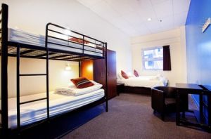 Urban Central Hostel - Accommodation in Brisbane
