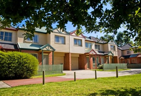 Monash Terrace Apartments - Accommodation in Brisbane