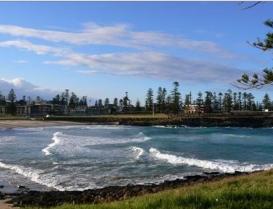 Kiama Ocean View Motor Inn - Accommodation in Brisbane