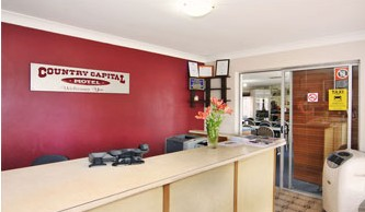 Country Capital Motel - Accommodation in Brisbane