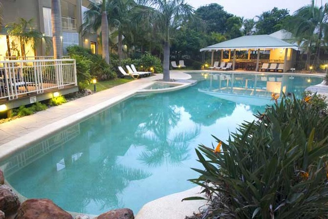 Colonial Resort Noosa - Accommodation in Brisbane