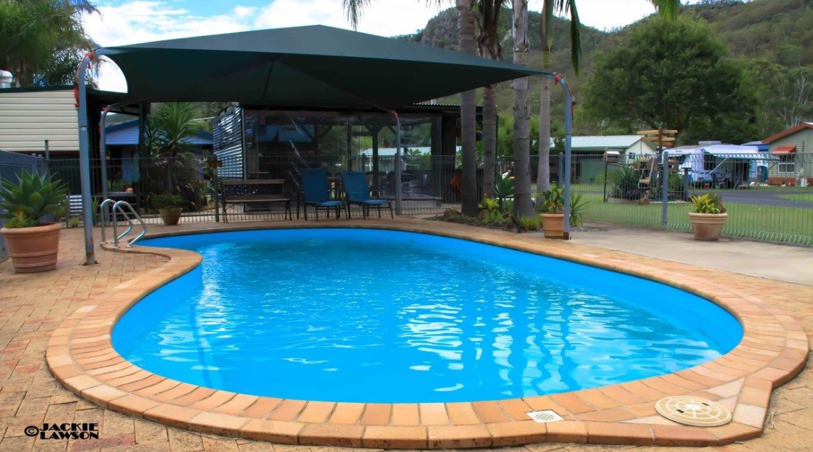 Esk Caravan Park And Rail Trail Motel - Accommodation in Brisbane