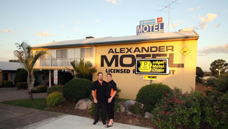 Alexander Motel - Accommodation in Brisbane