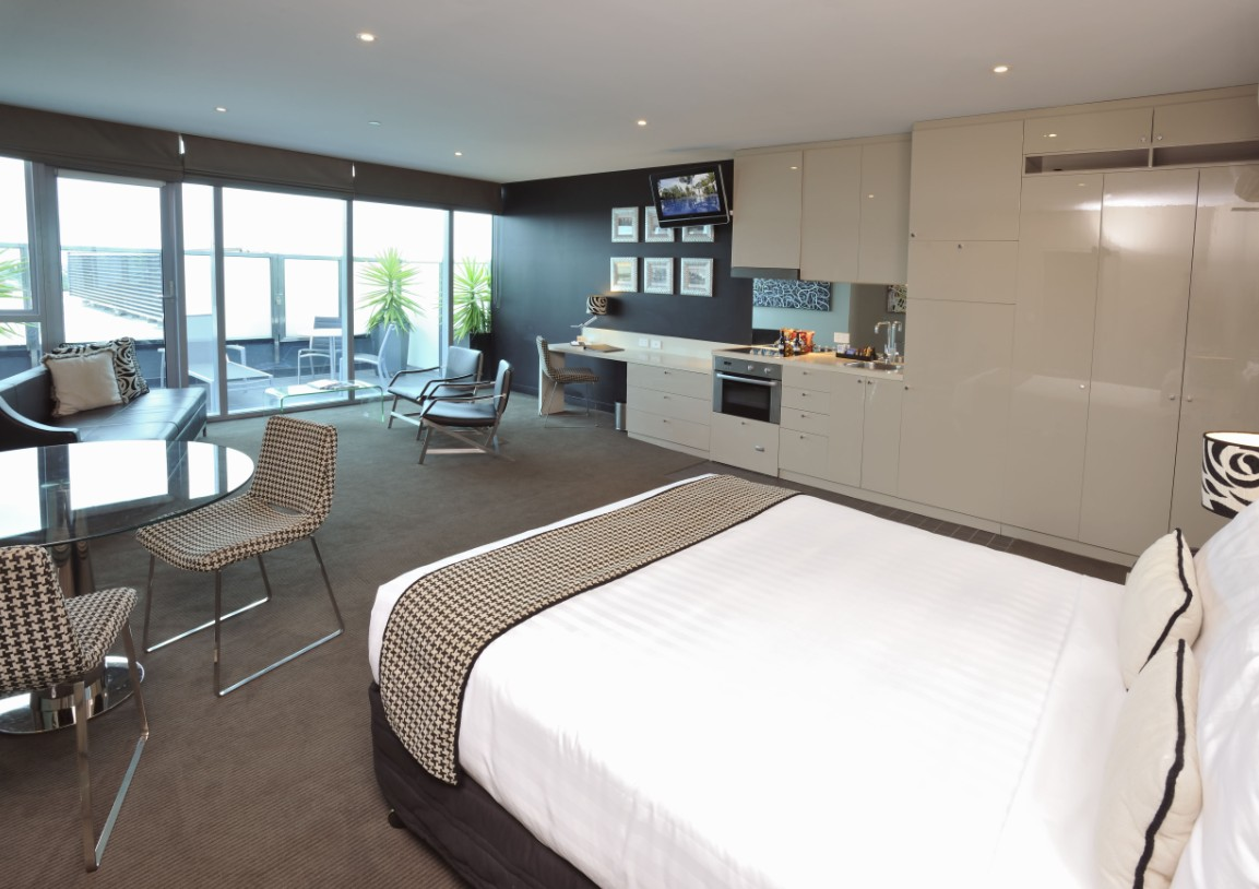 Mantra Bell City - Accommodation in Brisbane