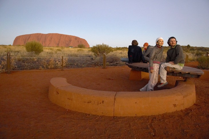 Ayers Rock - Outback Pioneer Lodge - Accommodation in Brisbane