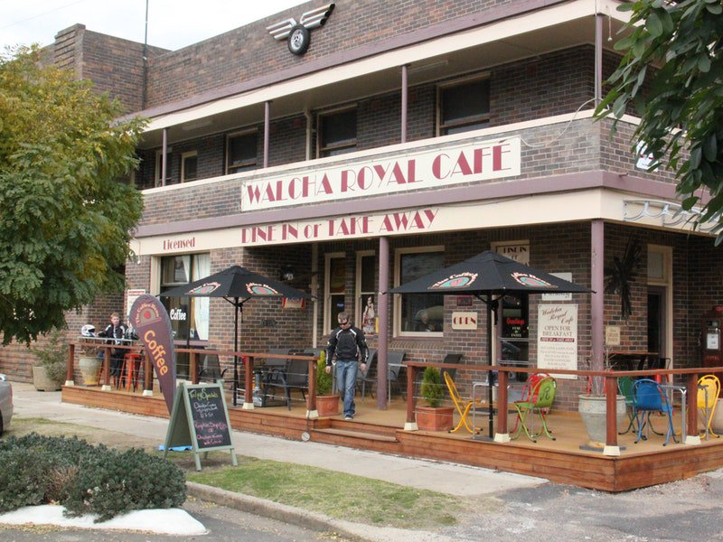 Walcha Royal Cafe and Boutique Accommodation - Accommodation in Brisbane