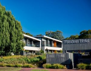 Flinders Hotel - Accommodation in Brisbane