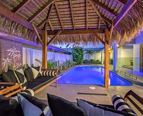 Aqua Palms at Vogue Holiday Homes - Accommodation in Brisbane