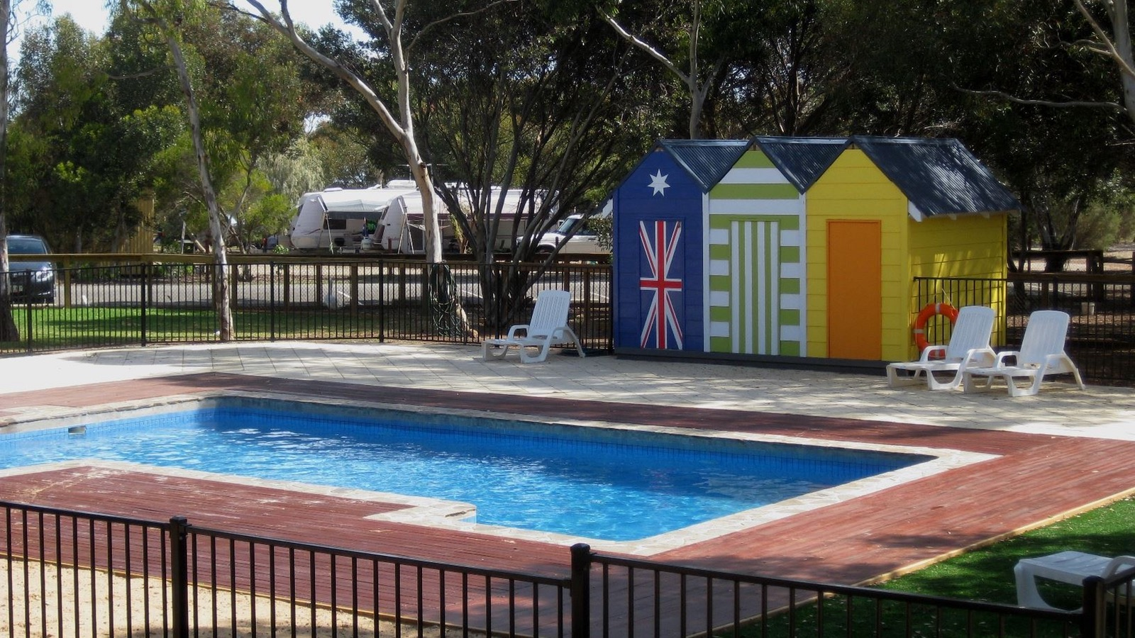 BIG4 Port Willunga Tourist Park - Accommodation in Brisbane