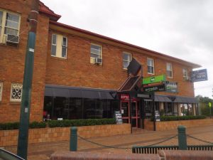 Gunnedah Hotel - Accommodation in Brisbane