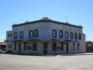 Imperial Hotel Gunnedah - Accommodation in Brisbane