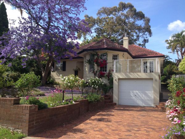 Jacaranda Bed and Breakfast - Accommodation in Brisbane