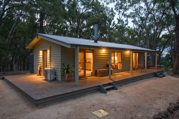 Mirkwood Forest Self-Contained Spa Cottages - Accommodation in Brisbane