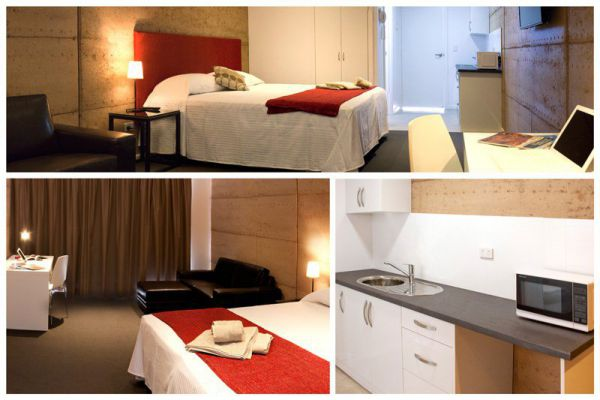Crossroads Ecomotel - Accommodation in Brisbane