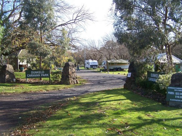 Dunkeld Caravan Park - Accommodation in Brisbane