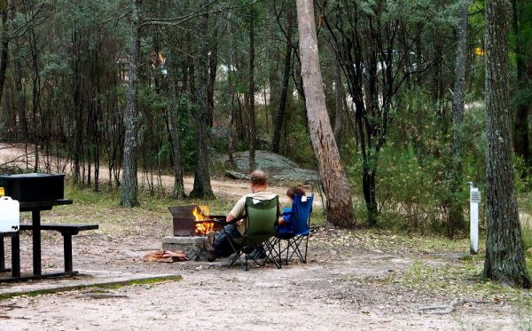 Girraween National Park Camping Ground - Accommodation in Brisbane