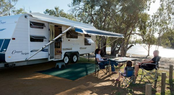 Loxton Riverfront Holiday Park