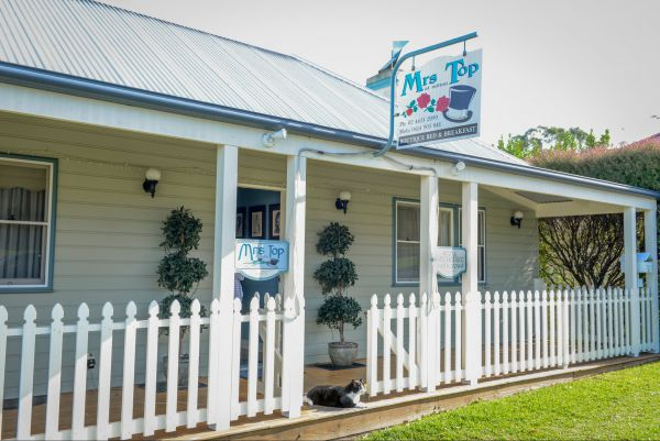 Mrs Top at Milton Bed and Breakfast - Accommodation in Brisbane