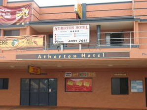 Atherton Hotel - Accommodation in Brisbane