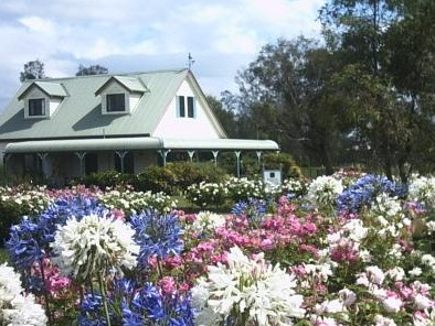 Emmas Cottage Vineyard - Accommodation in Brisbane