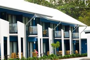 Manly Marina Cove Motel - Accommodation in Brisbane