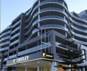 The Chifley On City View - Accommodation in Brisbane