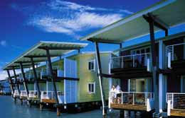 Couran Cove Island Resort - Accommodation in Brisbane