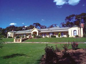 Brice Hill Country Lodge - Accommodation in Brisbane
