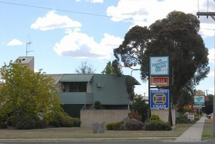 Bendigo Motor Inn Golden Chain