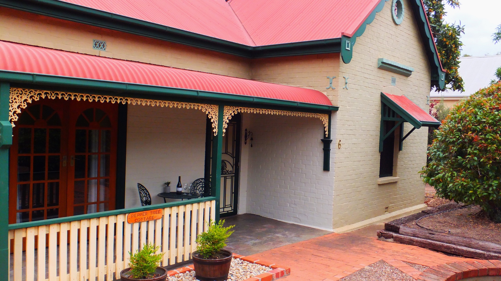 Barossa Peppertree Cottage - Accommodation in Brisbane