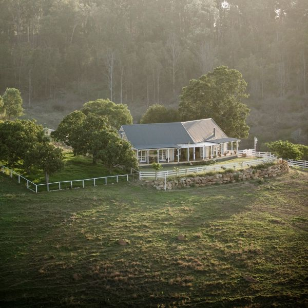 Branell Homestead Bed and Breakfast - Accommodation in Brisbane