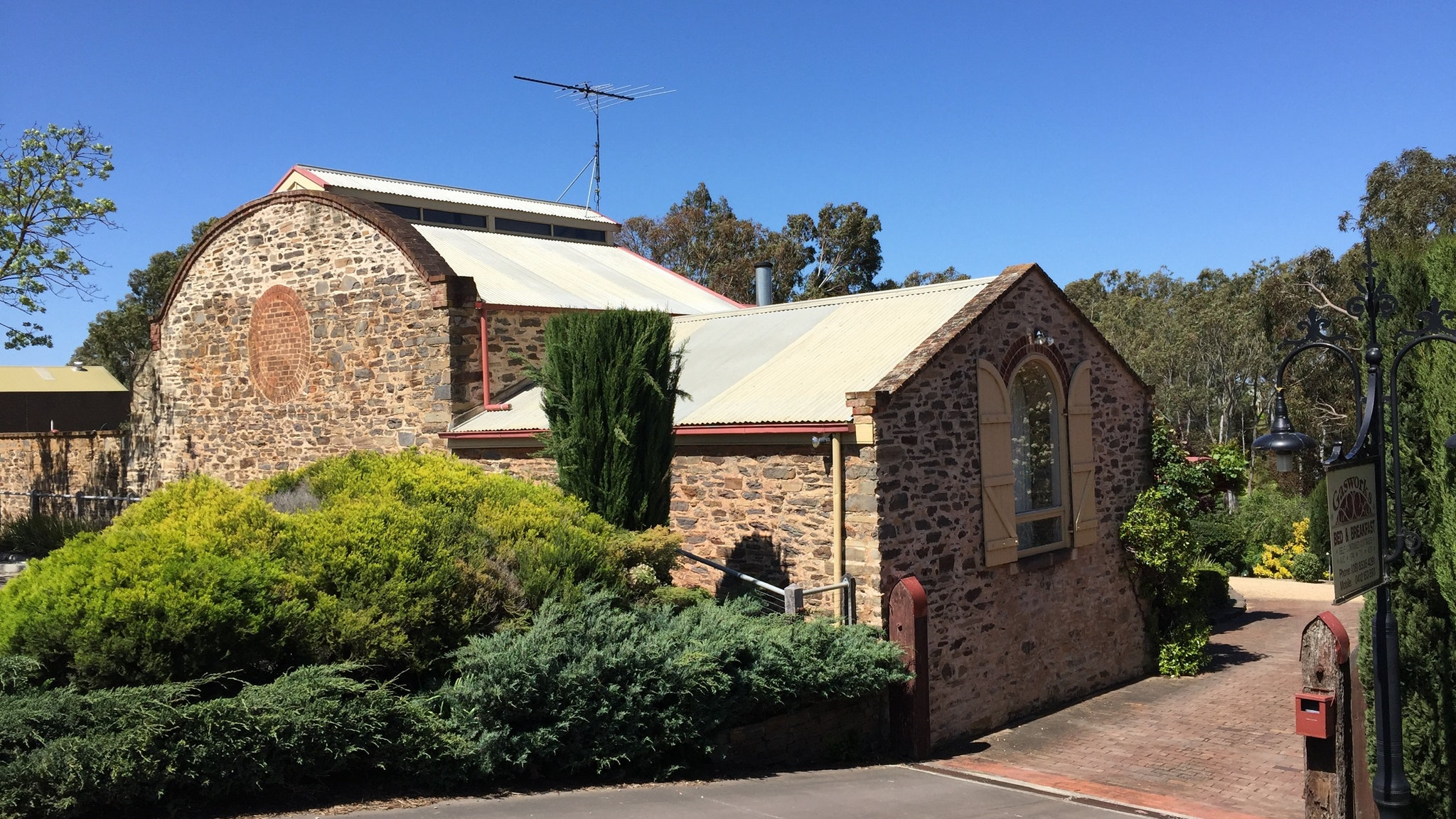 Gasworks Cottages Strathalbyn - Accommodation in Brisbane