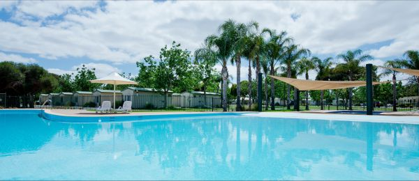 Berri Riverside Holiday Park - Accommodation in Brisbane